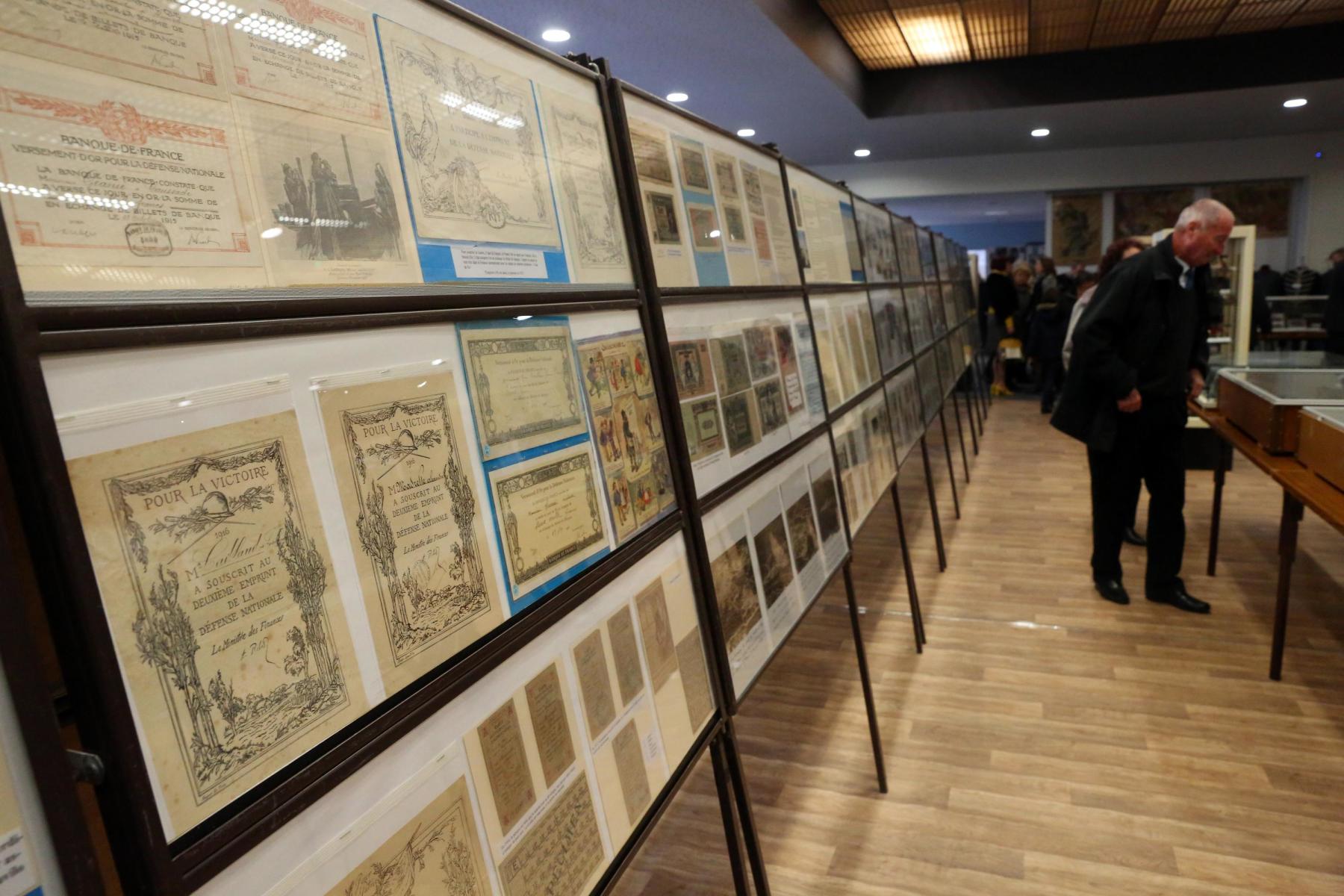 Le Mini-Musée de la Grande Guerre