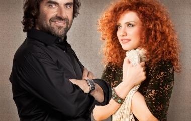 Léna Chamamyan & André Manoukian ©EnzoProductions