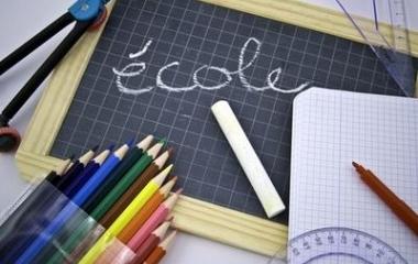 Inscriptions scolaires au CP - Rentrée 2021/2022