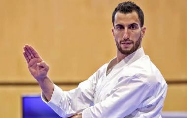 Un Arnouvillois sélectionné pour les Championnats de karaté