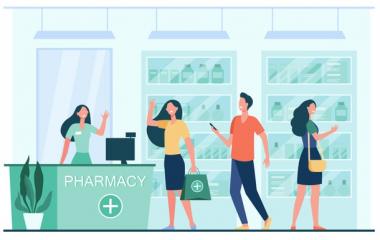 Les pharmacies de garde près de chez vous