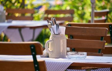 Cafés, restaurants, découvrez les aides pour aménager votre terrasse