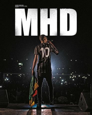 Affiche tournée MHD