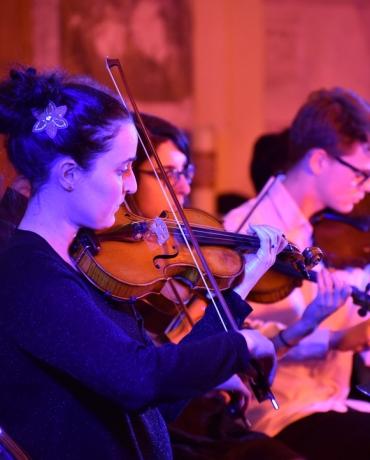Concert Ensembles à cordes et vocal