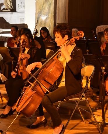 Concert de l'Orchestre à cordes