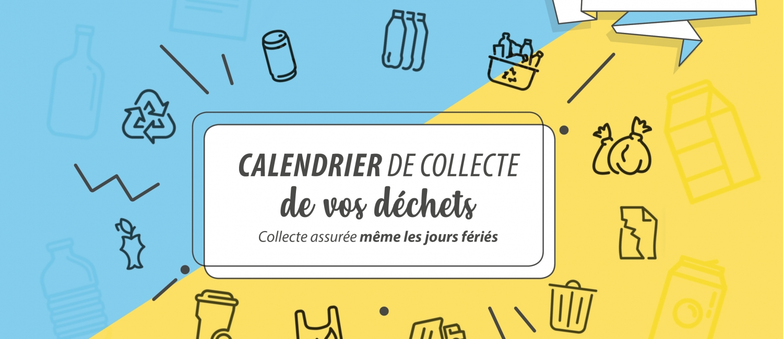 Calendrier Collecte 2019