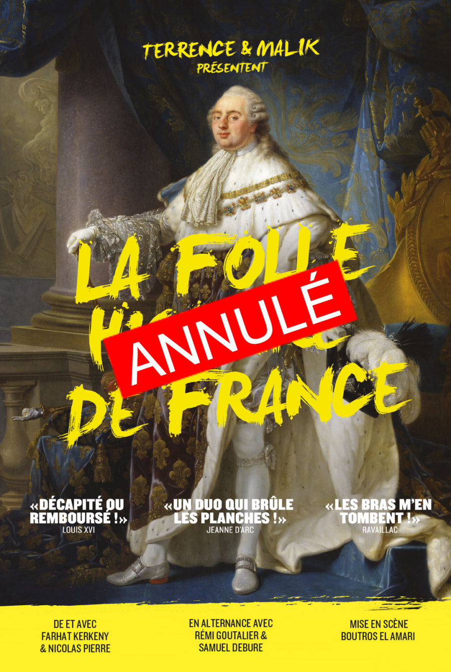 La folle histoire de France