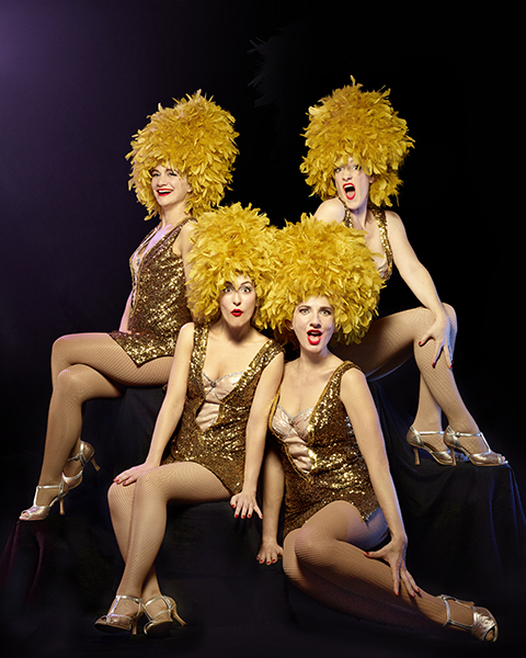 Les Sea Girls @Claude Bad