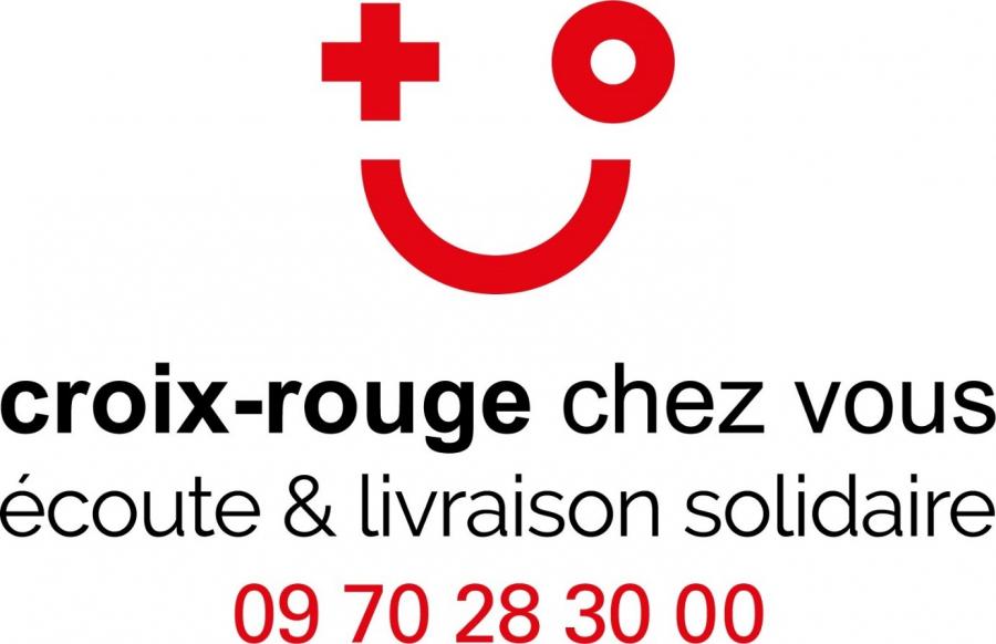 Croix-Rouge française, livraison et écoute solidaire
