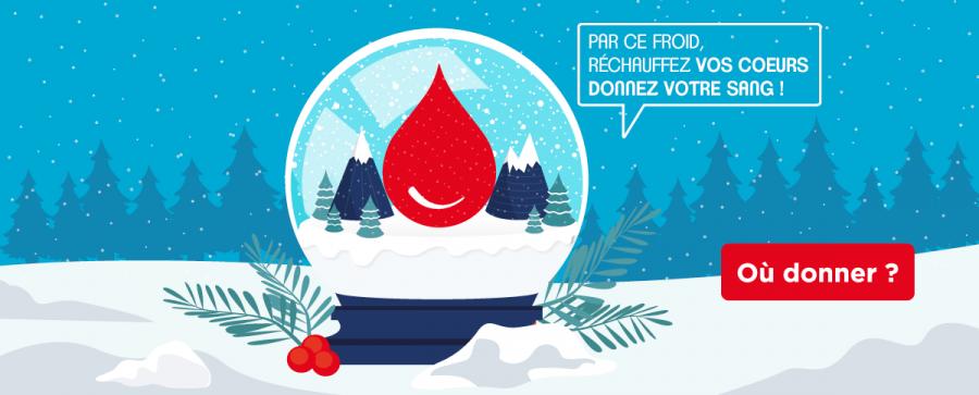 Don du sang : restons mobilisés !