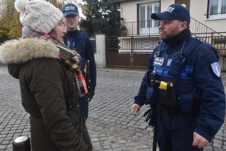 Police municipale Arnouville