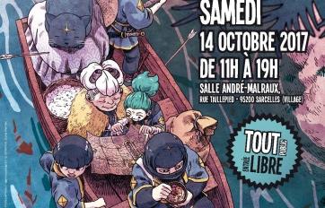 Affiche du Festival Destination Manga