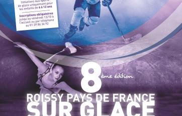 Roissy Pays de France sur Glace