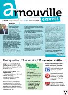 Arnouville Express - Hors série covid19 - Avril 2020