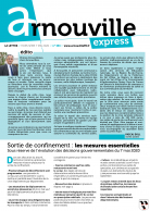 Arnouville Express - Hors série covid19 - Mai 2020