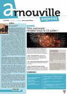 Arnouville Express - Été 2021