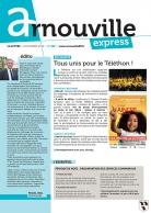 Arnouville express - Novembre 2019