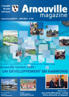 Couverture du magazine - Juin 2015