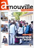 Couverture du magazine - Septembre 2016