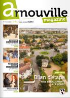 Couverture du magazine - Mars 2018