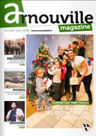 Couverture du magazine - Décembre 2018
