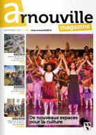 Couverture du magazine - Septembre 2019