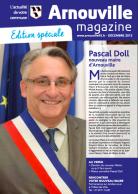 Couverture du magazine - Décembre 2015