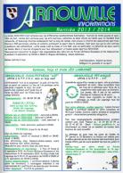 Couverture guide des associations sportives 2013/2014