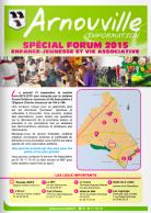 Couverture du guide des associations 2015/2016