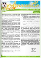 Couverture du magazine - Avril 2015