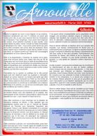 Couverture du magazine - Février 2015