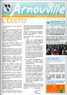 Couverture du magazine - Juin 2016