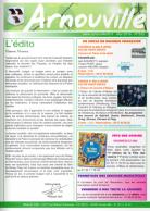Couverture du magazine - Mai 2016