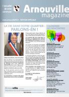 Couverture du magazine - Mars 2016