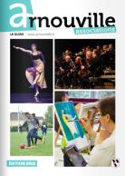 Couverture du guide des associations 2016/2017