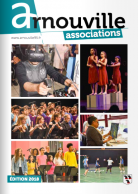 Couverture du guide des associations 2018/2019