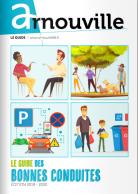 Couverture du guide des bonnes conduites 2019/2020