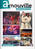 Couverture du guide des associations 2019/2020