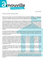 La lettre du Maire - Avril 2020