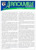 Couverture du magazine - Septembre 2014