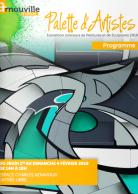 Couverture du guide Palette d'Artistes