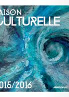 Couverture de saison culturelle 2015/2016