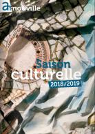 Couverture de saison culturelle 2018/2019