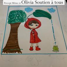Olivia : soutien à tous