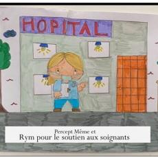 Rym pour le soutien aux soignants