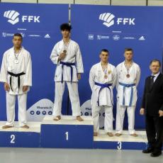 AKA - Nolan Deric - championnats de France Combat