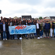 Programme Proxy'prev au collège St Didier