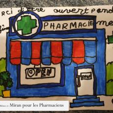 Miran pour les pharmaciens