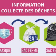 Précautions collectes ordures ménagères