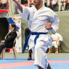 AKA - Jonathan Maruani - championnats de France Kata